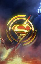 Supergirl's Daughter: The Lighting and The Steel by ShirleyWashburn
