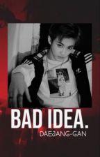 bad idea.      mark lee by daejang-gan