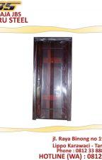 081291626107 (JBS),  Pintu Kayu Modern, Daun Pintu Modern, depok[10] by PintuMinimalisJBS