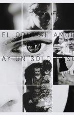 Del Odio Al Amor Hay Un Solo Paso,Harry Y tu by valentina20146