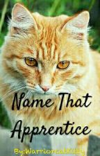 Name That Apprentice! by WarriorcatKitty