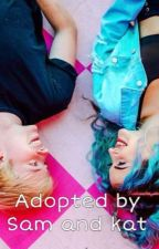 Adopted by Sam and Kat by Lilgemxo
