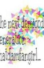The next demigods generation by thatdamfangirl_