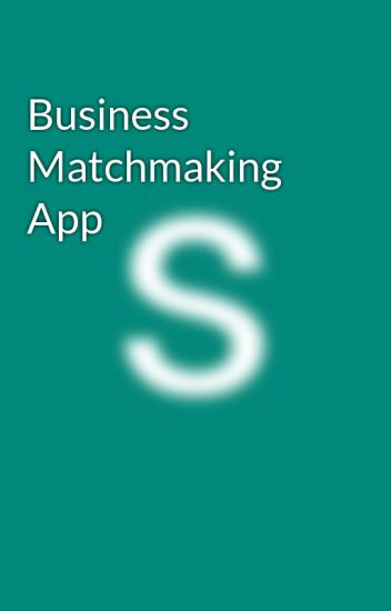 business matchmaking app