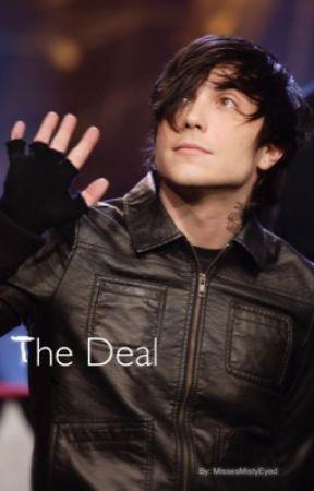 The Deal || Frank Iero x Reader by MissesMistyEyed