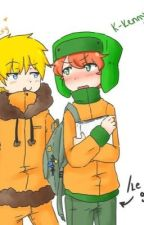 Kyle x Kenny (south park) by PiggehLover101