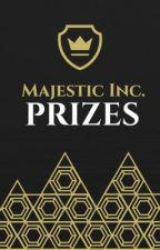 Majestic Inc Prizes by MajesticIncAwards