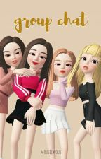 group chat; born with class (BLACKPINK) by mousiemous