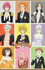 Nanatsu No Taizai (Seven Deadly Sins) Headcanons/Imagines And Scenarios by Ju-riSunfloweR