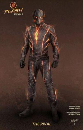 The Flash Season 3 Edward Clariss The Rival Flashpoint Costume