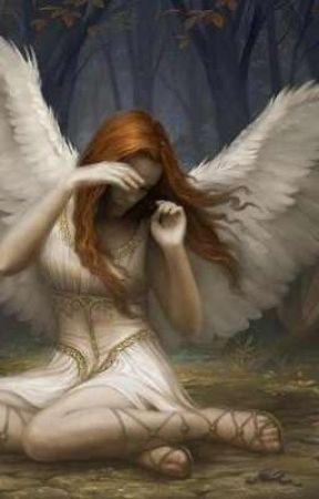 The Fallen Angel by SazzleBunch