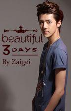 BEAUTIFUL 3 DAYS by zaigei