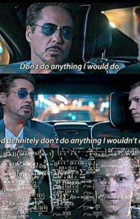 Peter Parker Und Tony Stark Oneshots  by toomuchofafangal
