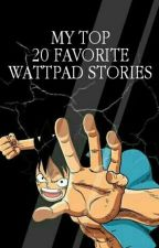My Top 20 Fav.Stories by AniME_07