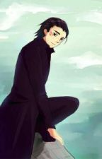 My handsome crow by deathhasadaughter2