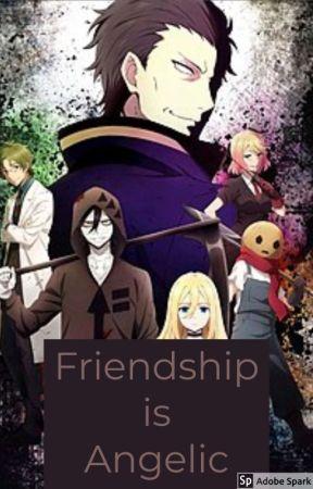 Friendship is Angelic by Katsuki_Bakugo_012