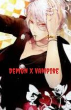 (demon x vampire ) Subaru x Reader by Rebel_Raven1234