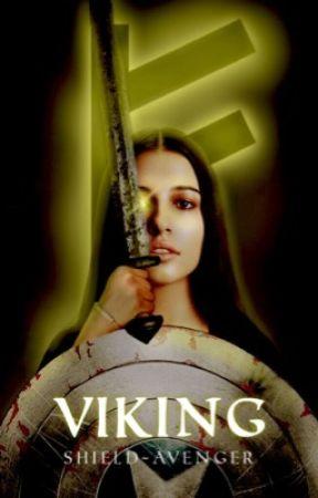 Viking ☼ Bucky Barnes by SHIELD-Avenger