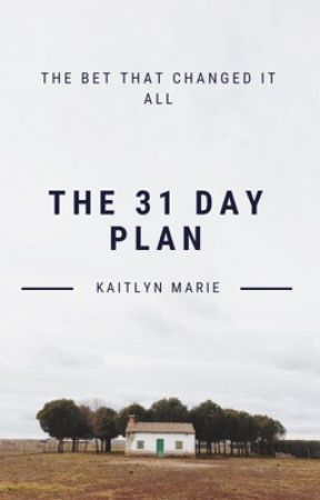 The 31 Day Plan | ongoing by kait-marie