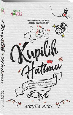 Lamaran Encik Housemate (BAKAL TERBIT)  by AmyraAimi