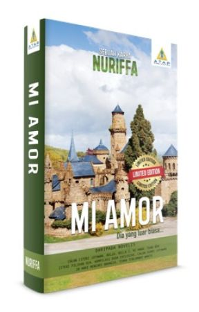 MI AMOR (LIMITED EDITION - SUDAH TERBIT) by authorAY