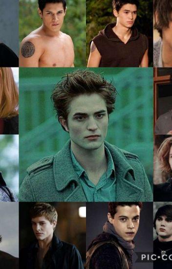 Twilight Saga Men x Oc Preferences - J A C Y - Wattpad