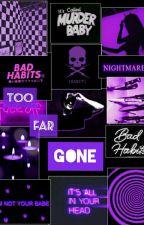 Too Far Gone {everymanHYBRID x Reader} by ARandomWriter10