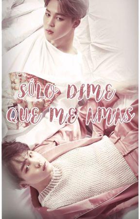 """[YoonMin] """"Sólo Dime Que Me Amas"""" by aballaymalena"""