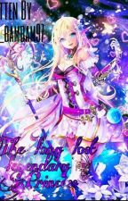 Enchant Academy:The long lost legendary PRINCESS by lisa_bambam97