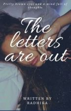 The Letters Are Out by huntress4ever