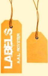 Labels by papaya1228