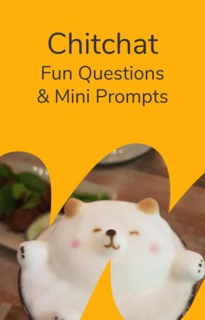 Chitchat - Fun Questions & Mini Prompts by FoodKart
