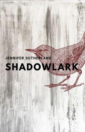 Shadowlark (New Adult MxM Fantasy) by Jenny-jenn9000
