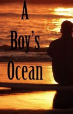 A Boy's Ocean  by Jed-Cookie