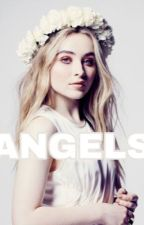 ANGELS - carl gallagher  by filteredthots