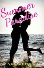 Summer Paradise by YaraAlbajouri