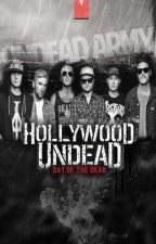 -Hollywood Undead X Reader- by the_names_marvin