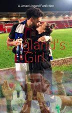 England's Girl ~ Jesse Lingard by lucyengland12