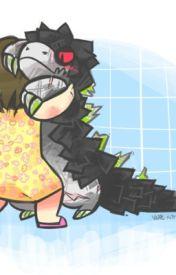 Godzilla Senior reader reborn meets the Female Creepypasta Harem
