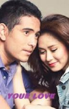ASHRALD FANFIC PRESENTS; YOUR LOVE by crystel09