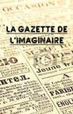 La GAZETTE de l'Imaginaire by Persephone_57