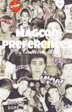 Magcon Preferences by TeenWithNoLife