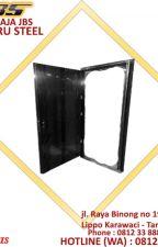 0812-9162-6107 (JBS) Ukuran Pintu Minimalis Kupu Tarung Bekasi, Motif Pintu {83} by PintuMinimalisJBS