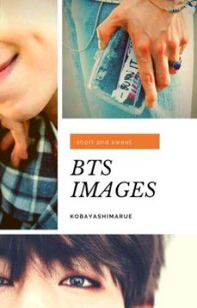 BTS Imagines by KobayashiMarue
