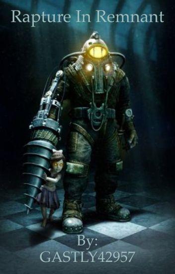 Bioshock male reader; RWBY insert