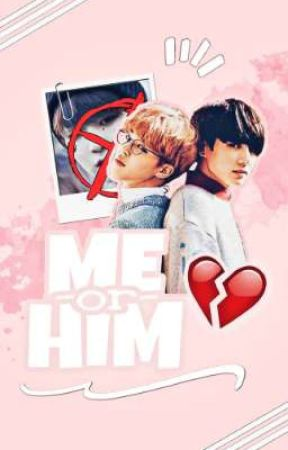 Me or Him || JJK + PJM by robotxprince