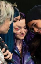Descendants 3 Teasers & Trailers + My Random Book by SpiralingPages