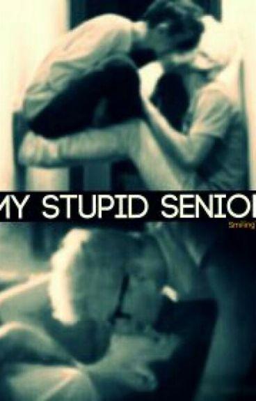 My Stupid Senior (Troyler AU)