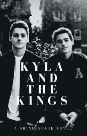 Kyla and the Kings by sHiNeEsPaRk