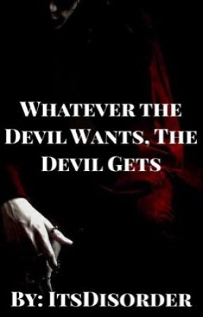 Whatever The Devil Wants, The Devil Gets / BTS by ITSDISORDER